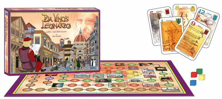 Da Vinci Spiel
